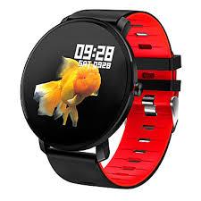 <b>K9 Smart watch</b> IP68 waterproof Full TouchIPS Color Screen Heart ...