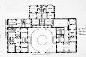 Villard House Plan  New York City     Mckim  Mead  amp  W    Flickr