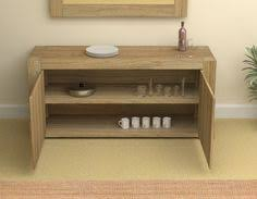 this atlas oak sideboard with two doors is great for dining room storage atlas oak hidden home