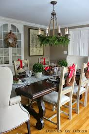 Holiday Dining Room Decorating 1000 Ideas About Christmas Dining Rooms On Pinterest Christmas