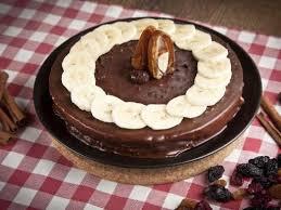 """Résultat de recherche d'images pour """"Tarte chocolat banane à la coco"""""""