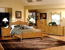 yellow wicker rattan bedroom furniture set suiteble for comfortable beige bedroom interior design with persian rug amazing bedroom furniture