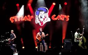 <b>Stray Cats</b>: Manchester Apollo - <b>live</b> review