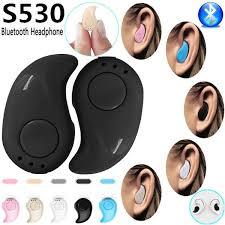 Mini <b>S530 Wireless</b> In Ear Earbuds <b>Bluetooth Earphone</b> Hands Free ...