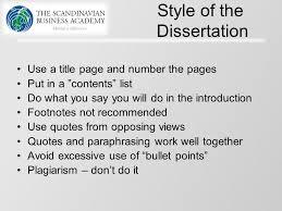 dissertation on using brainstorming in economics Inicio
