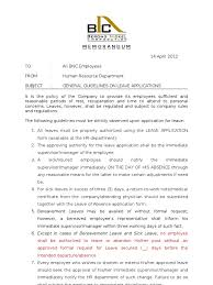 sick leave application letter to hr  sick leave application letter to hr