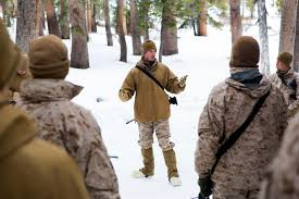 u s department of defense photo essay marine corps 1st lt tyler stratton center conducts a class on improvised explosive
