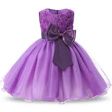Princess <b>Flower Girl Dress Summer</b> Tutu Wedding Birthday Party ...