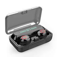 Jual <b>TWS S12 Bluetooth</b> earphone 5.0 waterproof <b>wireless</b> headset ...