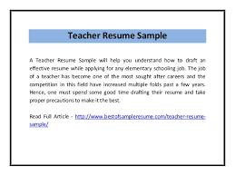 resumes of teachers resumes of teachers teaching jobs resume resume teaching jobs resume sample teaching resume sample for teaching job