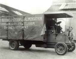 Resultado de imagen para foto de herbert hoover durante la I guerra mundial