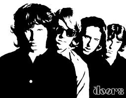 Resultado de imagen de the doors logo