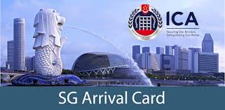 SG <b>Arrival</b> Card - Apps on Google Play