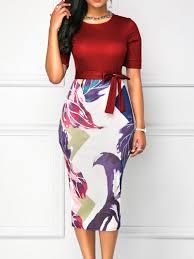 Stylish Hot Women's Business Career Long Skirt Evening Casual ...