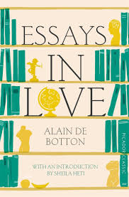images about books worth reading cover design this week we re reading essays in love is a great