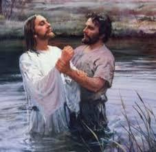 Resultado de imagem para imagens de batismo de joão batista