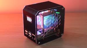 Собираем <b>мини</b>-<b>ПК</b> на базе <b>Raspberry Pi</b> 4 с дисплеем ...
