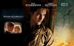 water for elephants x movie water for elephants movie robert pattinson