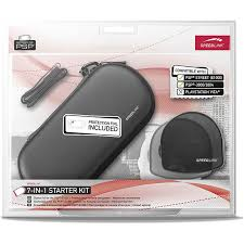 Стартовый <b>комплект</b> для PSP-E1000 <b>Speedlink</b> 7-IN-1 <b>STARTER</b> ...