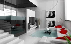 ultra modern living room