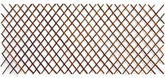 Master Garden Products <b>Willow</b> Expandable <b>Trellis Fence</b>, 36 by 72 ...