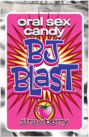 Strawberry BJ Blast Oral Sex Candy Pop Rocks Like ... - Amazon.com