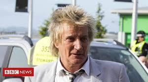 Sir <b>Rod Stewart</b> charged over Florida hotel 'punch' - BBC News