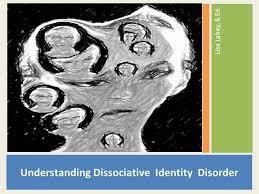Dissociative identity disorder research paper dissociative identity disorder research paper