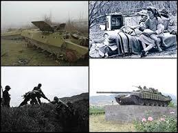 Resultado de imagen de conflicto de Nagorno Karabaj