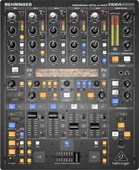 Купить Behringer DDM 4000 DIGITAL PRO MIXER Цифровой ...