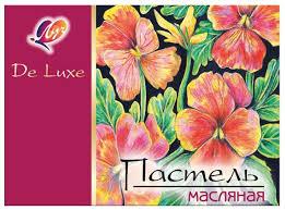 <b>Луч Пастель масляная</b> De Luxe 24 цвета (25С1510-08) — купить ...