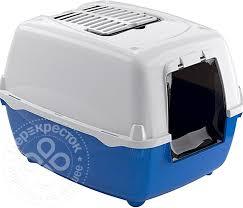 Купить <b>Биотуалет</b> для кошек <b>Ferplast Bella</b> с угольным фильтром ...