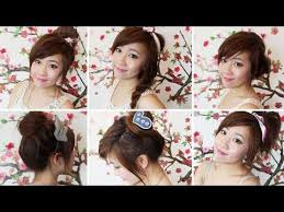 6 Quick Summer Hairstyles - YouTube