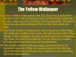 essay on the yellow wallpaper  writefictionwebfccom essay on the yellow