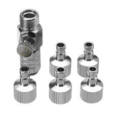 Part <b>Air Pump</b> Quick <b>Connector</b> Adjustable Pressure <b>Plug Socket</b> ...