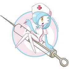 Helloooo, Pokémon nurse! | Gardevoir | Know Your Meme via Relatably.com