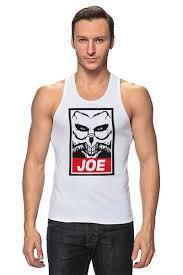 <b>Майка классическая Бессмертный</b> Джо (Безумный Макс ...