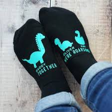 Выгодная цена на womens <b>socks</b> with <b>print</b> dinosaur ...