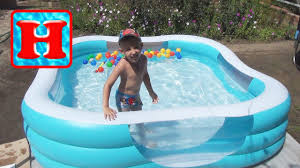<b>Бассейн детский INTEX</b> (надувной). Baby <b>pool</b> (inflatable) <b>Intex</b> ...