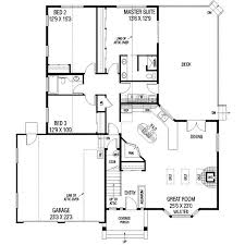 Awesome View House Plans   Square Foot Bedroom House    Awesome View House Plans   Square Foot Bedroom House Plans