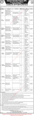 national internship program jobs nip nts application national internship program jobs 2017 nip nts application form program officers receptionists others