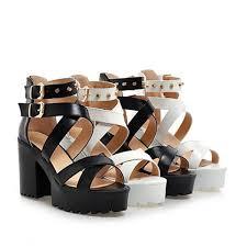 Wholesale <b>Airfour</b> Big Size 34 43 <b>Women</b> Gladiator <b>Sandals</b> Square ...