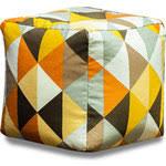 Купить <b>Пуф Bean-bag Кубик</b> - янтарь недорого в интернет ...