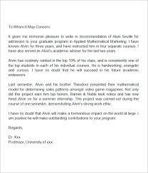 nursing school recommendation letter sample  cover letter templates sample recommendation letter for graduate school