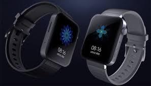 <b>Xiaomi Mi Watch</b>: <b>смарт</b>-<b>часы</b> с чипом Snapdragon Wear 3100 и ...