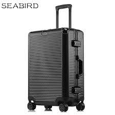"""<b>SEABIRD 20</b>"""" <b>24</b>"""" 26"""" 28"""" <b>Aluminum</b> Frame Travel Trolley Luggage ..."""