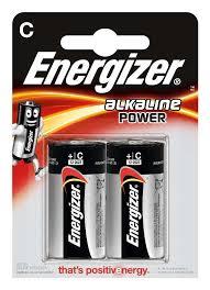 Купить <b>Батарейка Energizer Alkaline</b> Power LR14 C алкалиновая ...
