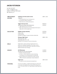 how to design a resume in microsoft word and other design tips this is what the resume looks like out borders pretty nice huh