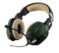 <b>Trust GXT 322C</b> Gaming Headset Jungle Camouflage <b>20865</b> Ireland