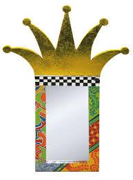 <b>Зеркало Drag Crown</b> (артикул Z20086) - Проект 111